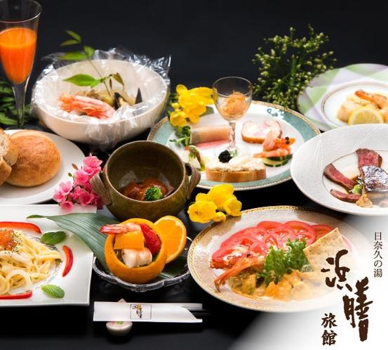 洋食料理/一例