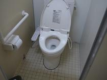 トイレ(ウォシュレットトイレ機能付)