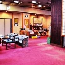 喫茶コーナー、売店は7:00~21:00となります。