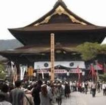 善光寺周辺は、信州の美味しいものが揃っています。