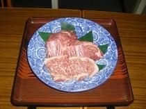 信州牛ステーキ
