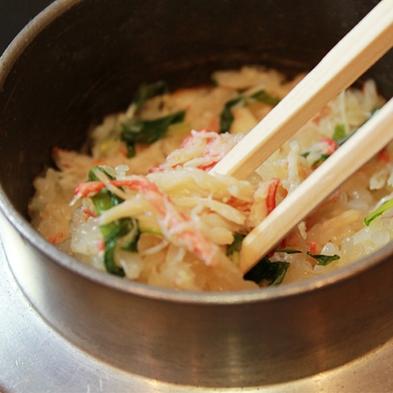 ズワイ蟹のお料理が3品付いてお得な【基本の蟹懐石】