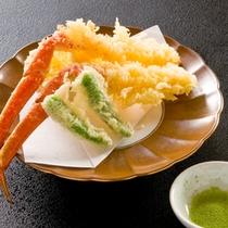 *冷凍蟹の天ぷら 500x500