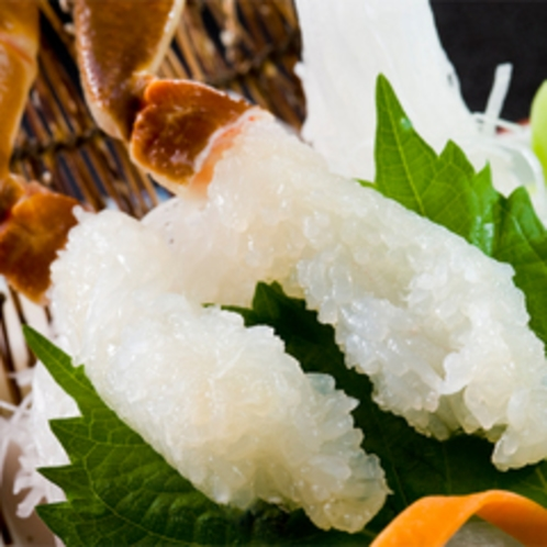 *冷凍蟹刺し 500x500
