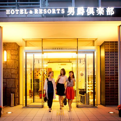 函館駅から徒歩3分。ベイエリア等の観光地までも徒歩圏内。