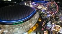 【観光】東京ドームシティ