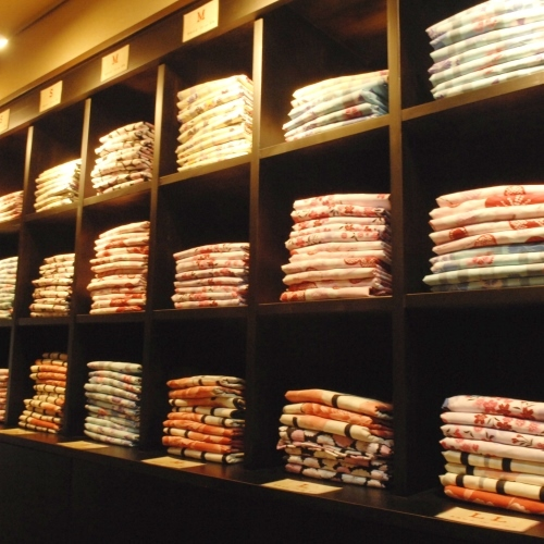 【その他】色浴衣 種類、サイズも豊富