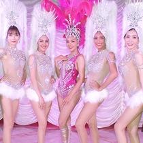 【その他】厳選した美しいダンサー達による笑いと感動のニューハーフショー!