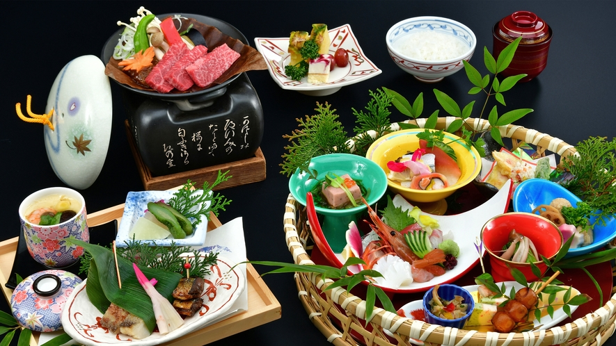 【食事】椿膳 イメージ