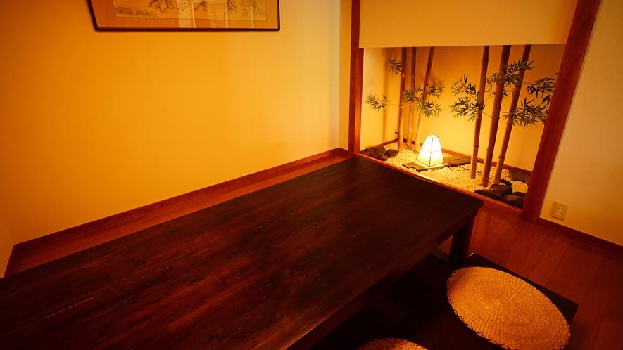 【その他】施設 レストランベルビュー 個室席