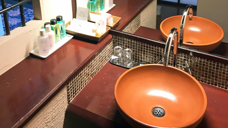 【部屋】洗面所