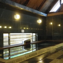 ●内風呂(石の風呂)