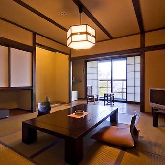 【海が一望】露天風呂付客室(特別室)【部屋食】