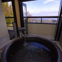 海一望露天風呂付特別室