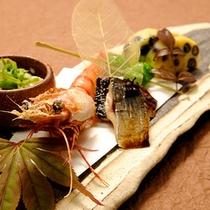 伊豆の幸が奏でる美食