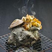 特大サザエ和食※写真はイメージです