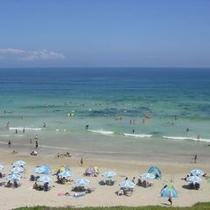 夏ビーチ2