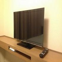 ◆全室32型テレビ設置♪