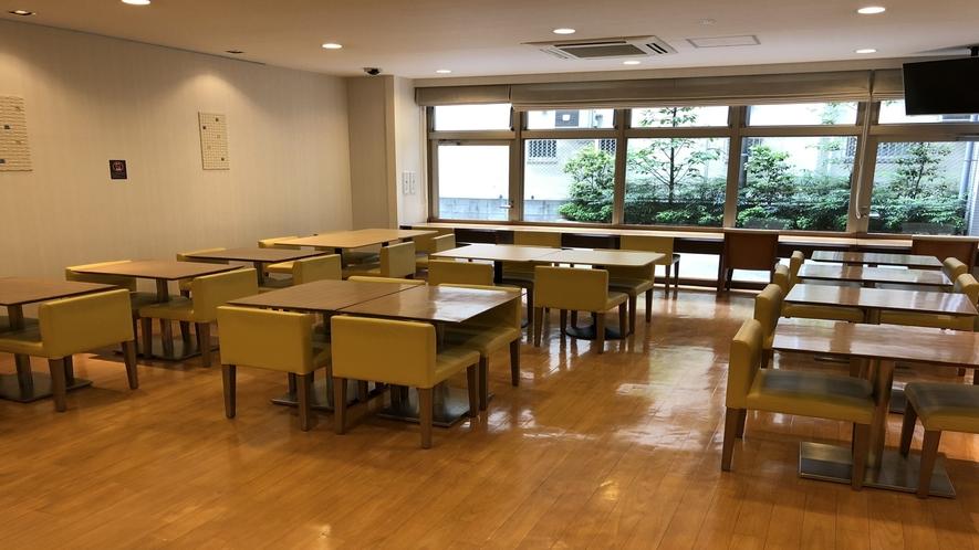 【Hatago】1F・レストラン 営業時間7:00〜9:00(8:45最終入店)