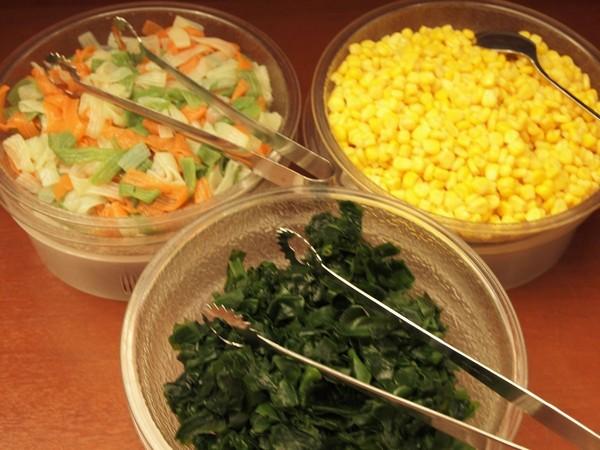 朝食バイキングメイン会場−本館◆ある日のサラダー(2)(日替わり)