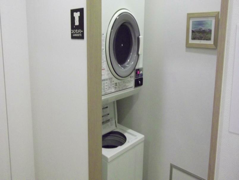 ◆コインランドリー◆長期宿泊のお客様も安心!洗濯1回200円、乾燥30分100円です
