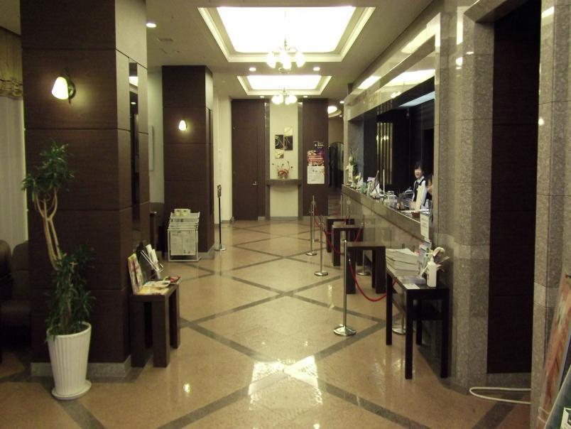 ◆ホテルフロントロビー◆皆様を温かくお迎えします