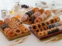 ◆ミスタードーナツ商品券付きプラン◆珍しい女性人気のプランです