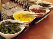 朝食バイキングメイン会場-本館◆ご飯のお供(日替わり)