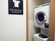 コインランドリー◆男性大浴場に2台、女性大浴場に1台ございます。洗剤は1回分40円フロントにて販売。