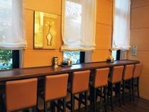 本館レストラン-⑤カウンター席◆朝食バイキングメイン会場