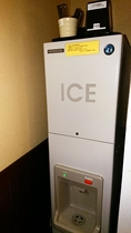 製氷機◆本館1階エレベーター前に設置コーナーがございます。