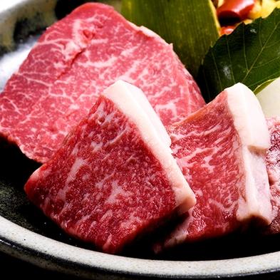 【秋冬旅セール】あか牛のロース&ヒレを堪能!Wステーキ&ハーフバイキング【二食付】