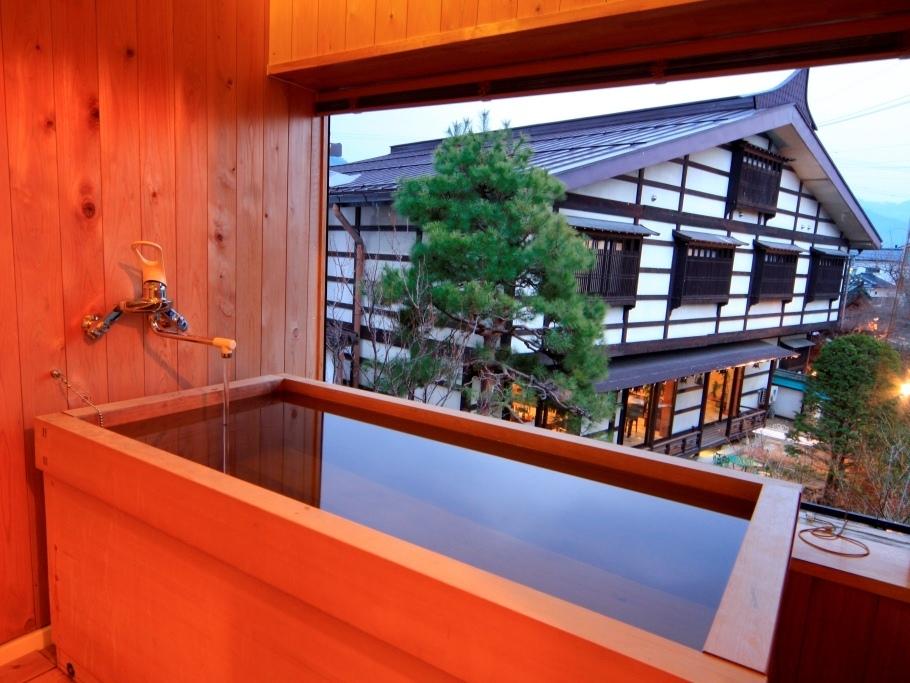 別館『月』お風呂