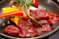 桜肉陶板焼