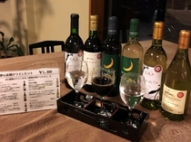 選べる利きワインセット