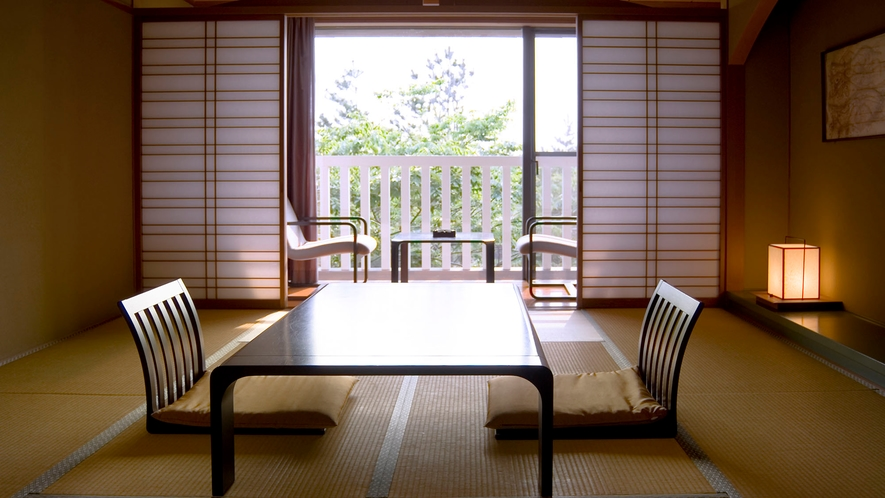 ●【本館和室】和室10畳+縁側