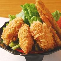 *【夕食一例】揚げ物