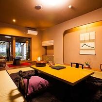 母屋特別室 一例