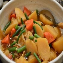 ◆【朝食】『煮物』