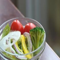◆【朝食】『サラダ』