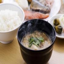 ◆【朝食】味噌汁