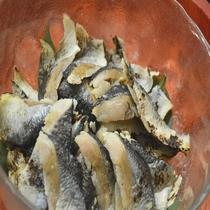 ◆【朝食】『サンマ』(海鮮一例)