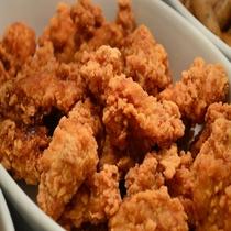 ◆【朝食】『釧路ザンギ』 釧路民が愛してやまない釧路を代表するソウルフード♪