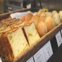 ◆【朝食】『パン』 数種類のパンを取り揃えております♪