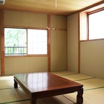 12畳の和室のお部屋