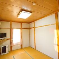 6畳の和室のお部屋