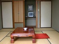 小さな民宿で部屋数は5部屋です。