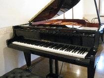 べーゼンドルファーのピアノ