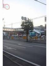 甲府駅(早朝)