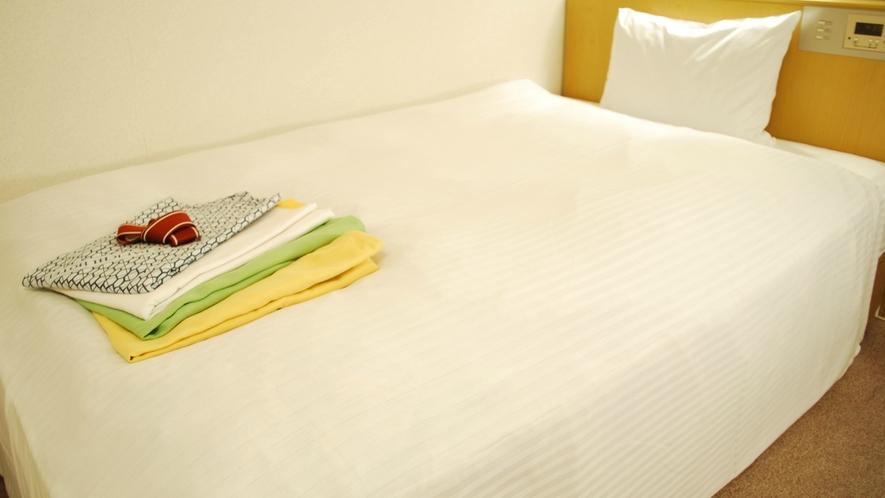 鯖江第一ホテルは全客室Wi-Fi無料です!お仕事やオフタイムにもぜひご活用ください。